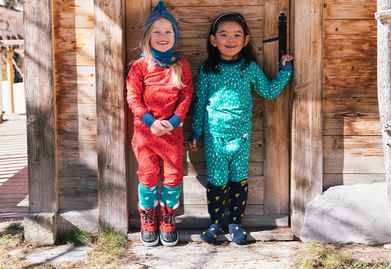 girls -chalet- basle layer-thermal