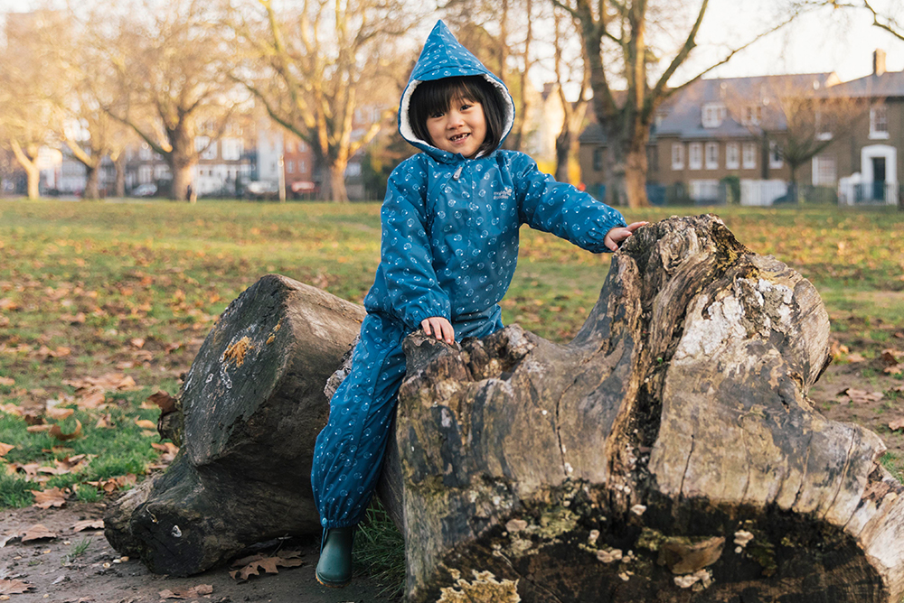 5 Tips For Getting Children Outdoors In The Winter