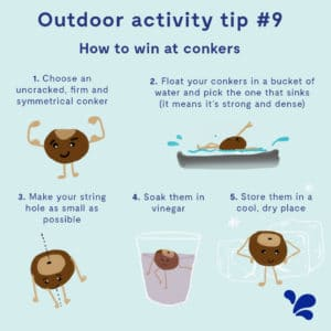tips on how to win at conkers