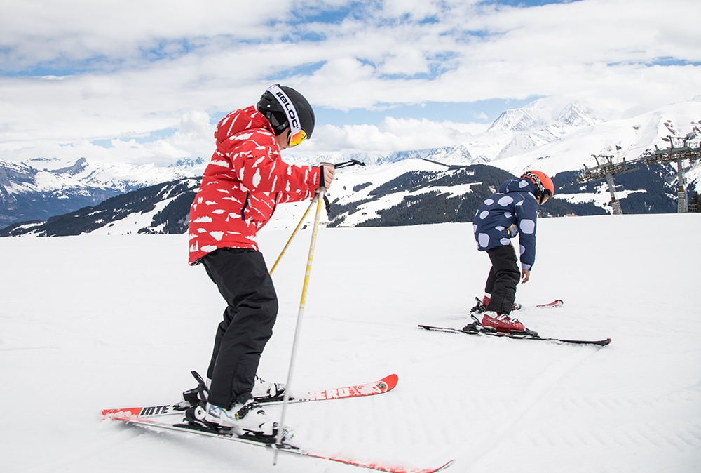 Top 10 Tips For Teaching Your Children To Ski