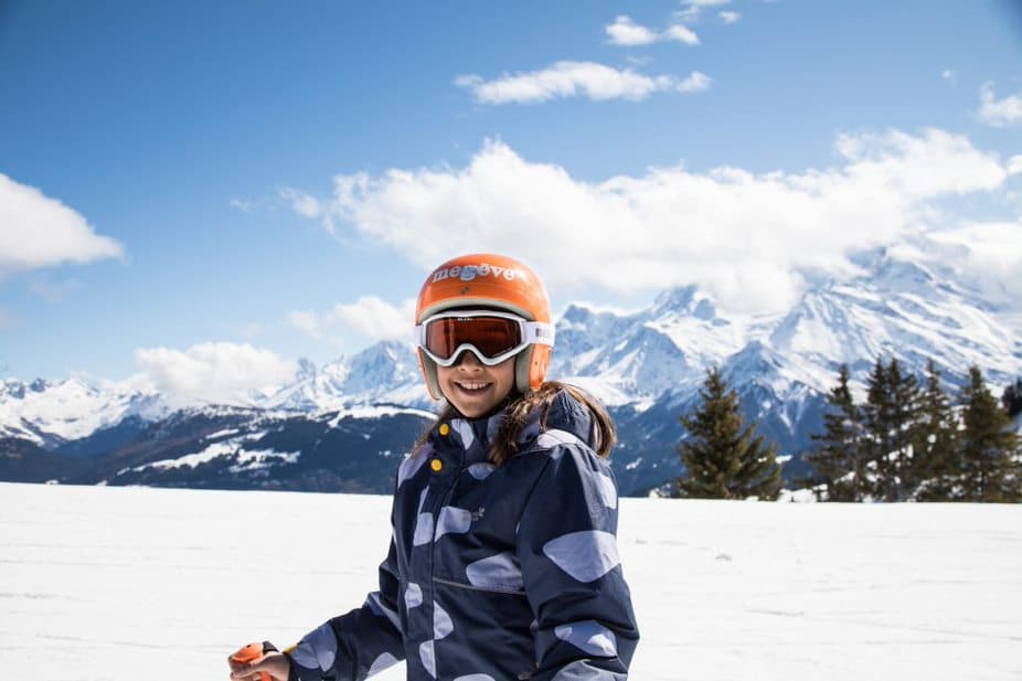 7 Reasons Why Skiing Is Great For Your Children
